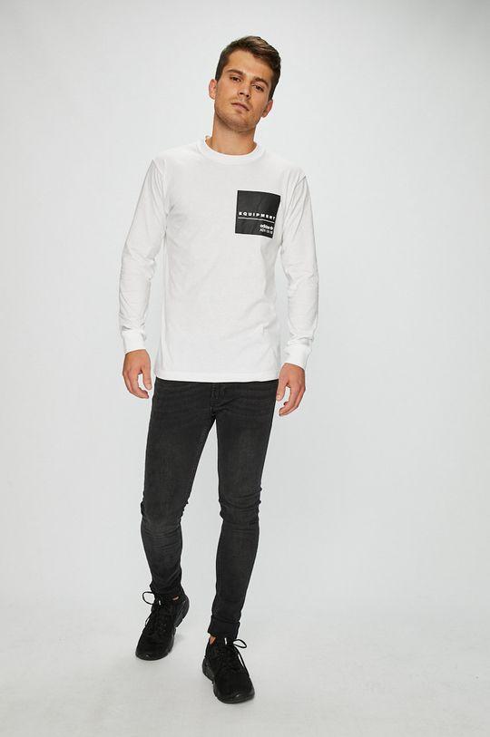 adidas Originals - Hosszú ujjú fehér