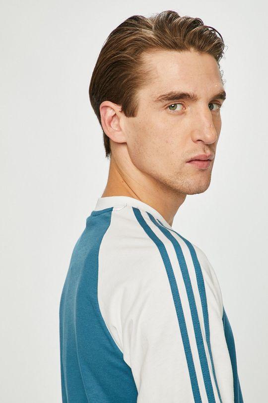 син adidas Originals - Блуза с дълъг ръкав