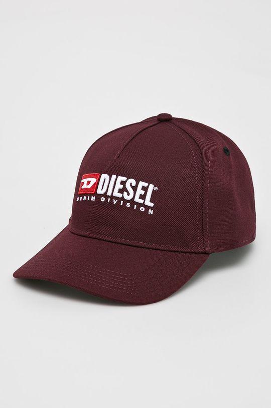 tmavě fialová Diesel - Čepice Dámský