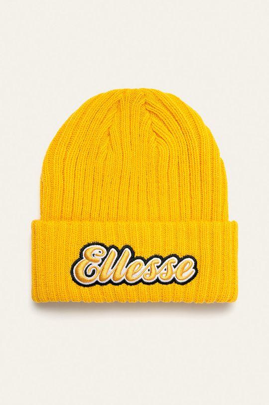 žlutá Ellesse - Čepice Pánský