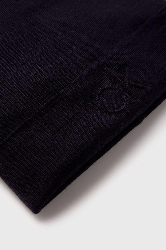 Calvin Klein - Čepice  68% Akryl, 32% Vlna