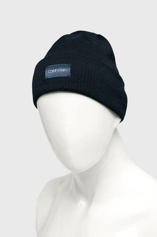 Calvin Klein - Caciula bleumarin