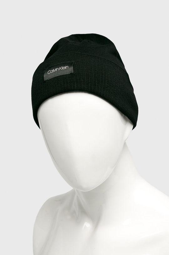 Calvin Klein - Caciula negru