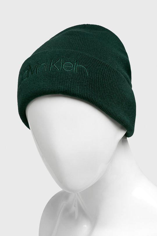Calvin Klein - Čepice zelená