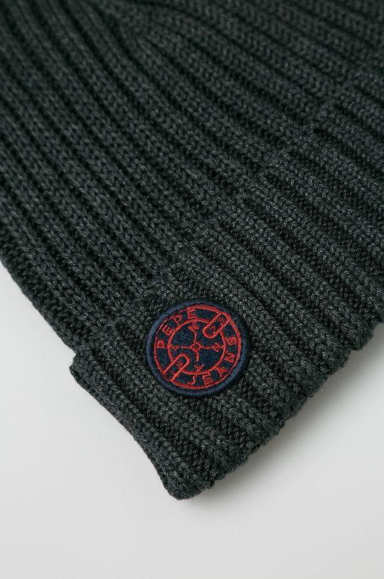 Pepe Jeans - Čepice 40% Akryl, 60% Bavlna