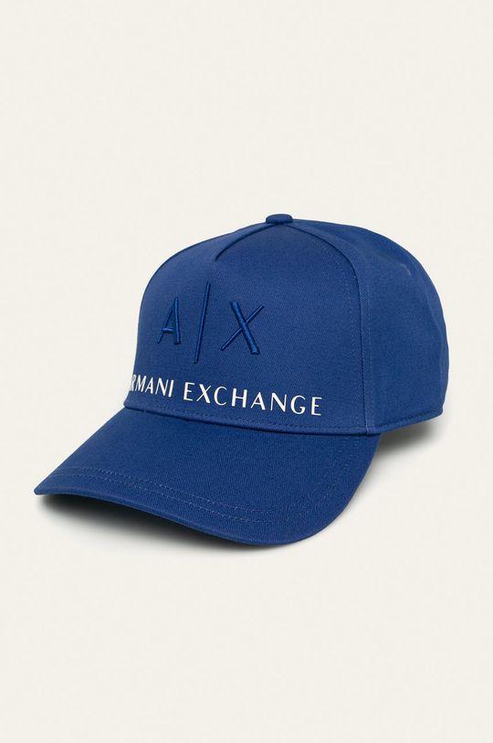 svetlomodrá Armani Exchange - Čiapka Pánsky