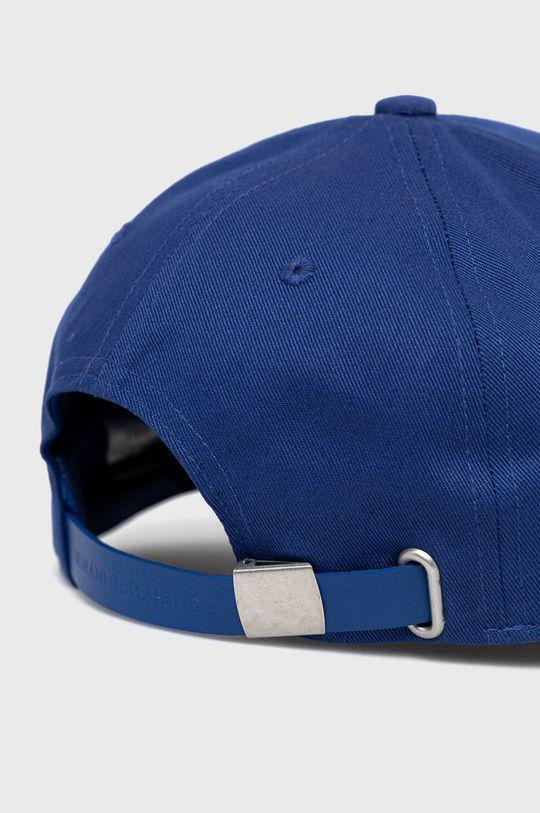 Armani Exchange - Czapka niebieski