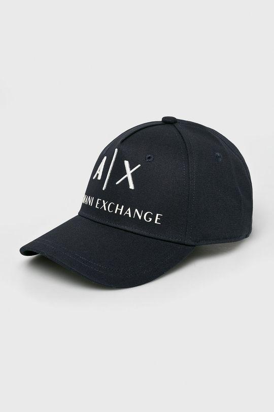 bleumarin Armani Exchange - Caciula De bărbați