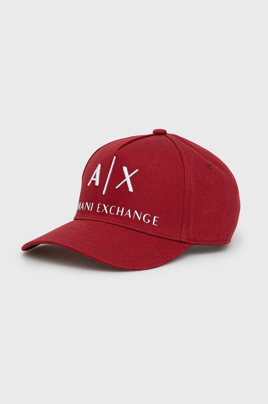 kasztanowy Armani Exchange - Czapka/kapelusz 954039.CC513.NOS Męski