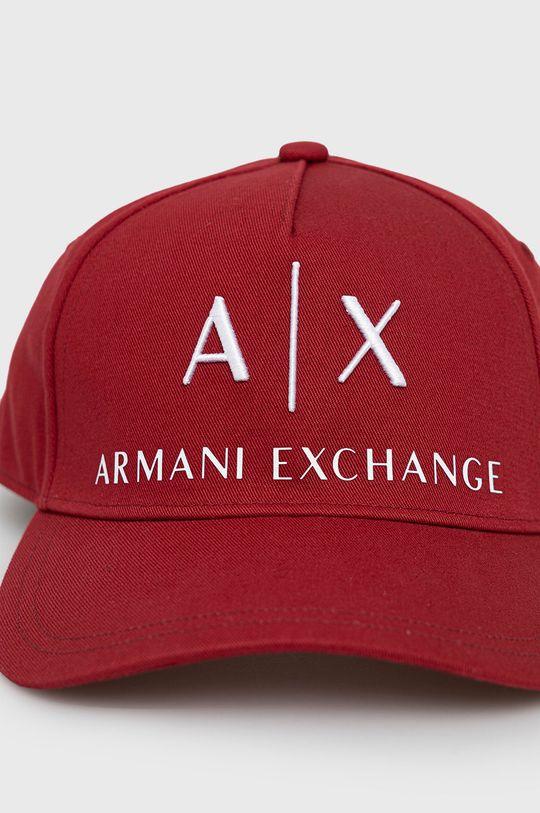 Armani Exchange - Czapka/kapelusz 954039.CC513.NOS kasztanowy