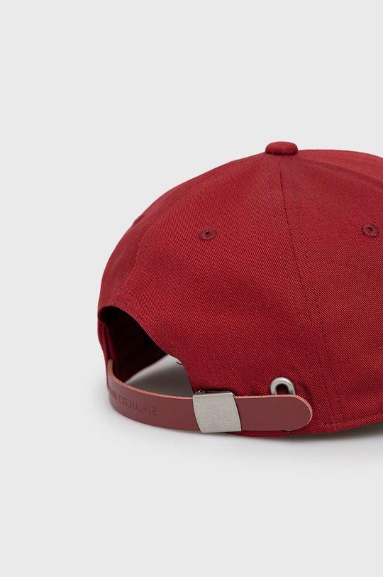 kasztanowy Armani Exchange - Czapka/kapelusz 954039.CC513.NOS