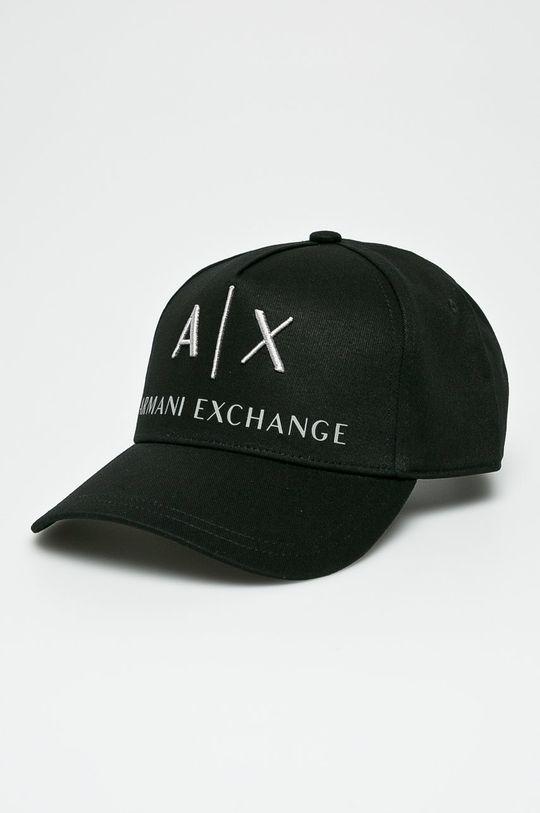 negru Armani Exchange - Caciula De bărbați