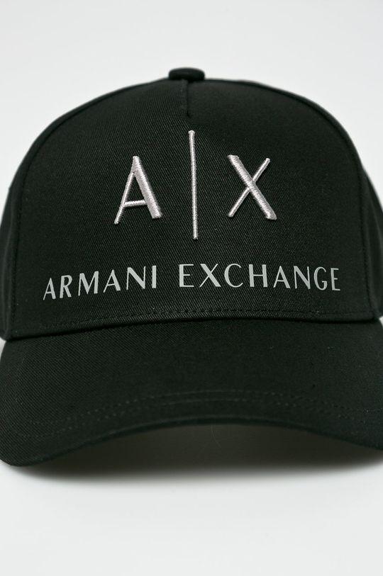 Armani Exchange - Caciula negru