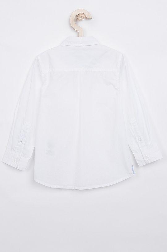 Pepe Jeans - Detská košeľa Nate 92-180 cm biela