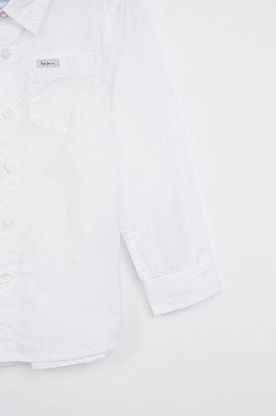 Pepe Jeans - Detská košeľa Nate 92-180 cm <p>100% Bavlna</p>