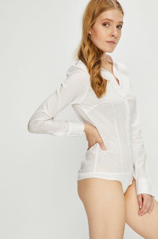 Vero Moda - Košile Hlavní materiál: 75% Bavlna, 3% Elastan, 22% Nylon