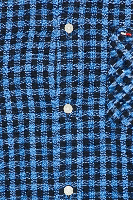 Tommy Jeans - Сорочка блакитний