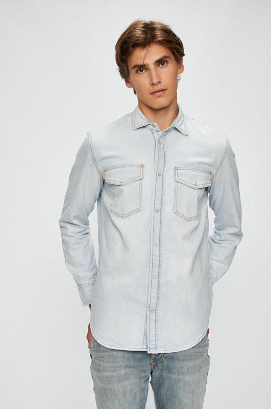 modrá Diesel - Košile Pánský