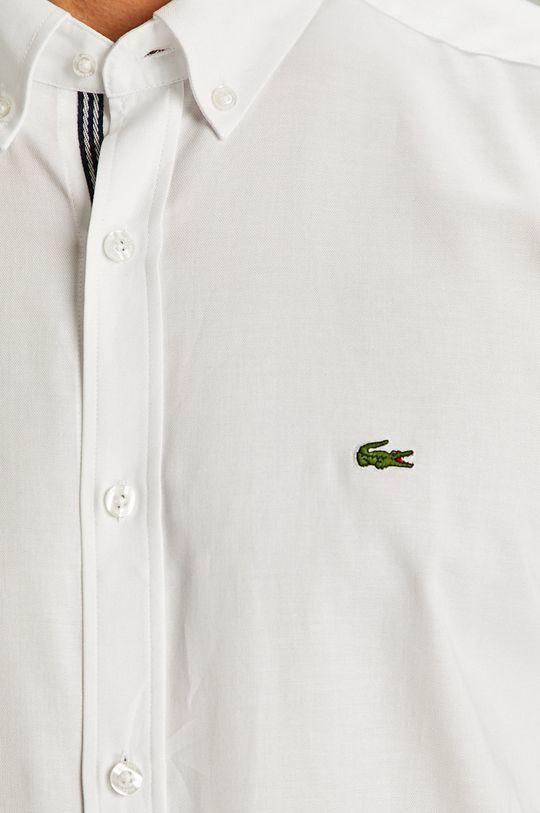 Lacoste - Koszula biały