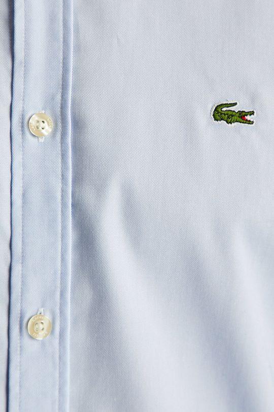 Lacoste - Koszula niebieski