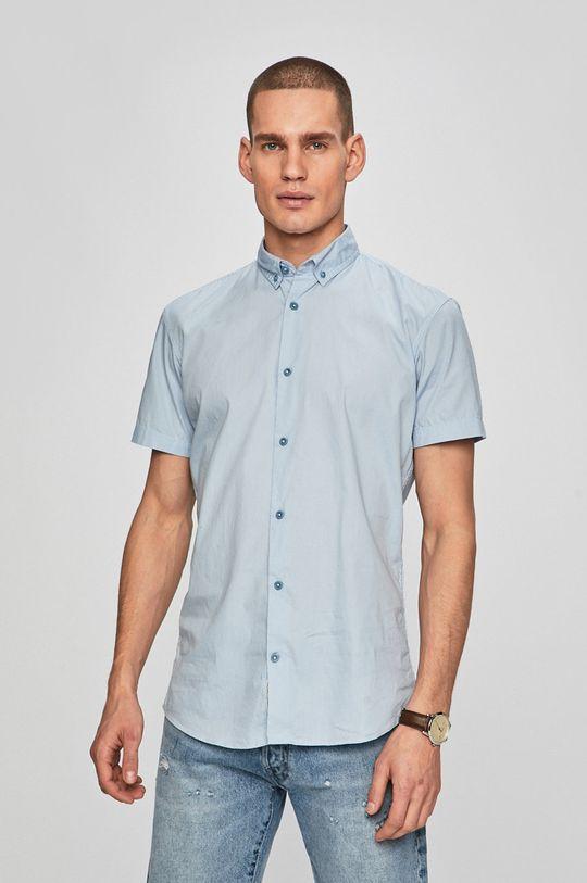 světle modrá Produkt by Jack & Jones - Košile Pánský