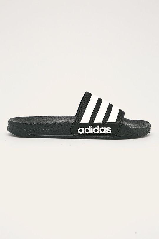 černá adidas Performance - Pantofle Pánský