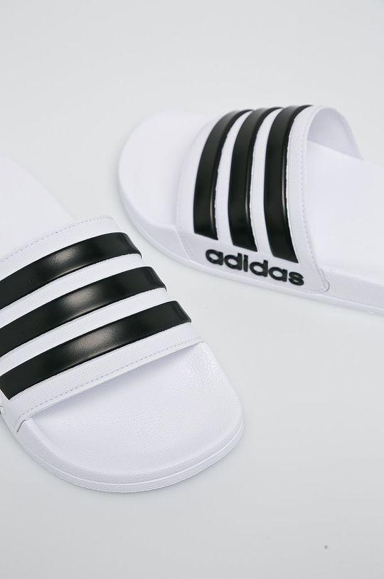 adidas - Klapki Adilette Shower biały