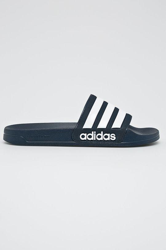 tmavomodrá adidas - Šľapky Adillette Shower Pánsky