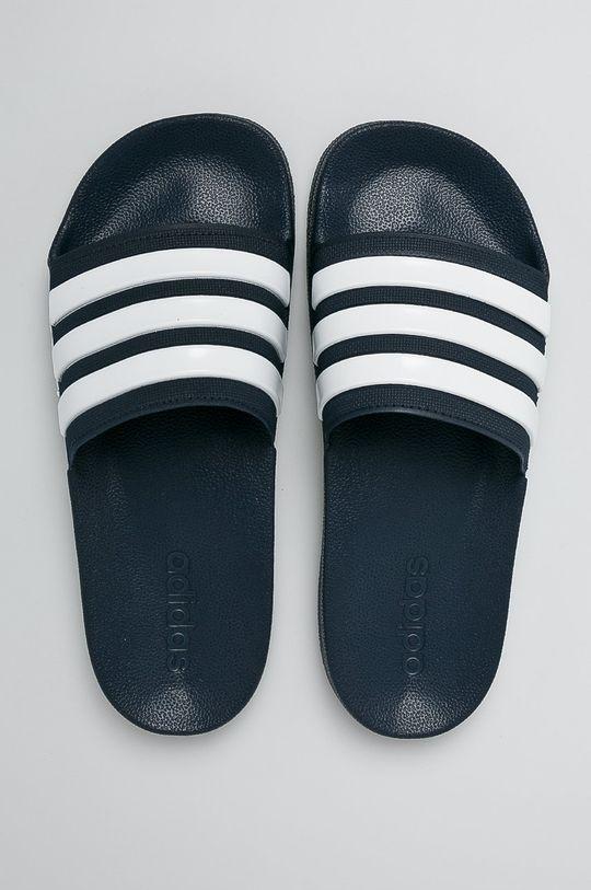 adidas - Šľapky Adillette Shower tmavomodrá