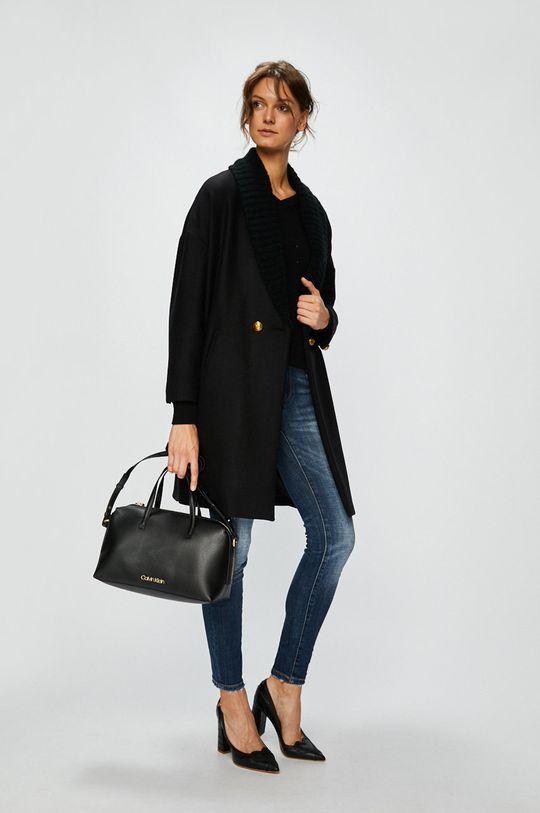 Pinko - Kabát černá