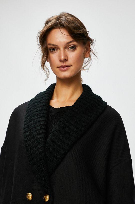 černá Pinko - Kabát