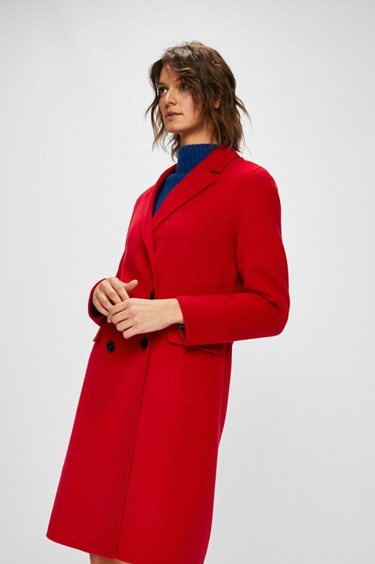 ostrá červená Pinko - Kabát
