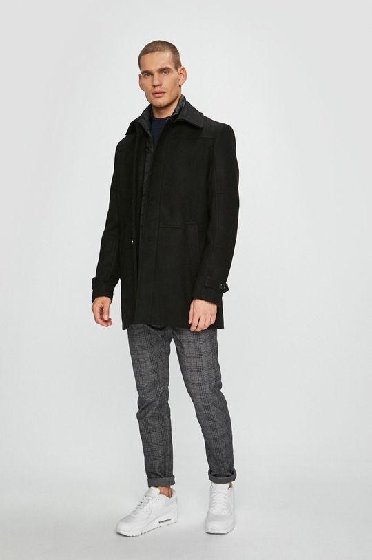 s.Oliver Black Label - Kabát čierna