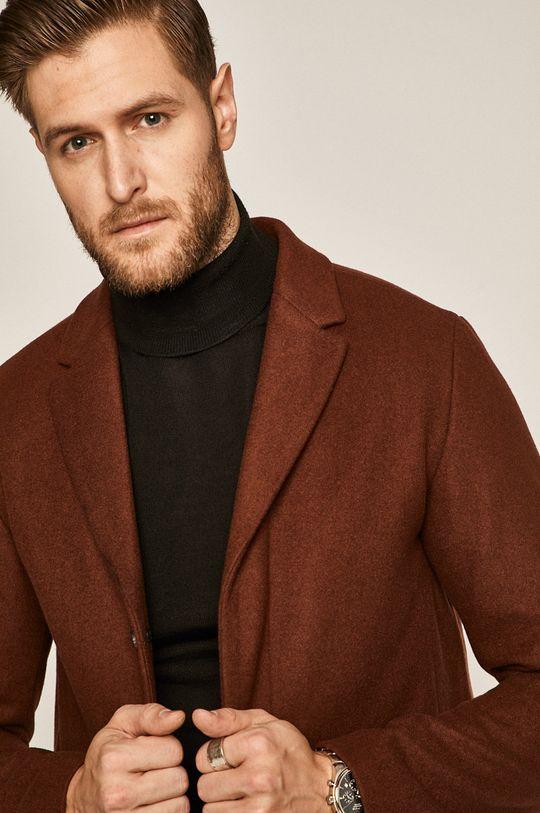 Selected - Пальто коричневий