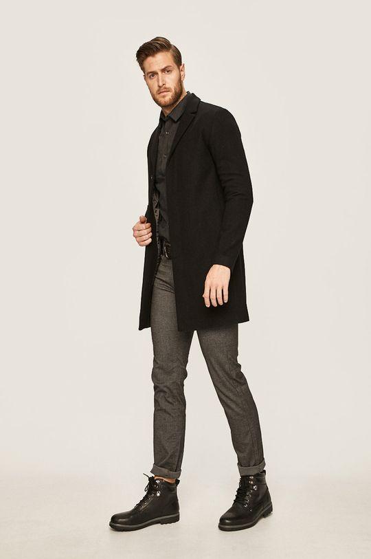 Selected - Palton negru