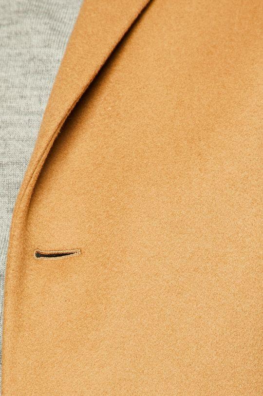 Calvin Klein - Kabát písková