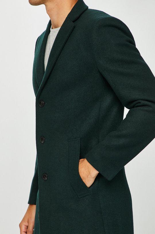 ocelová zelená Premium by Jack&Jones - Kabát