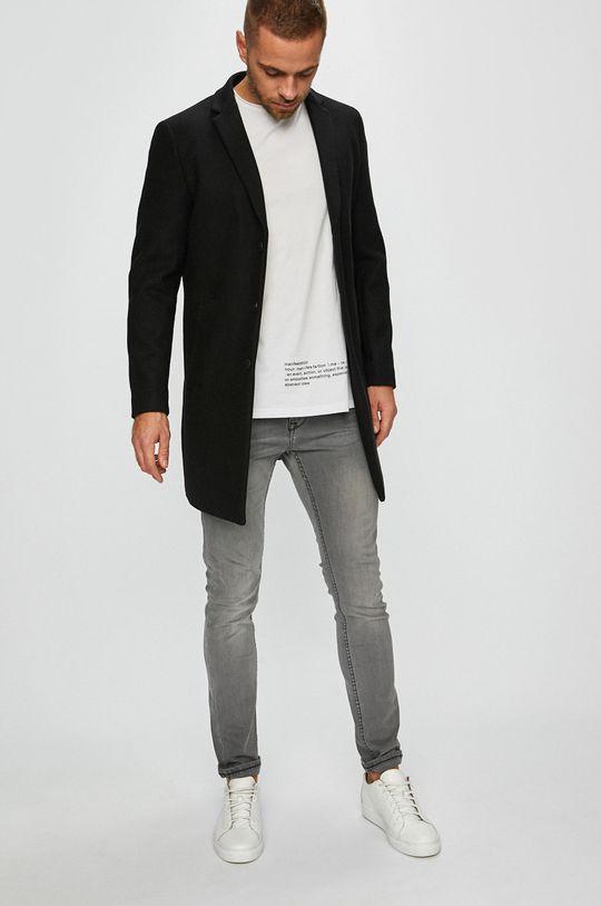 Premium by Jack&Jones - Kabát černá