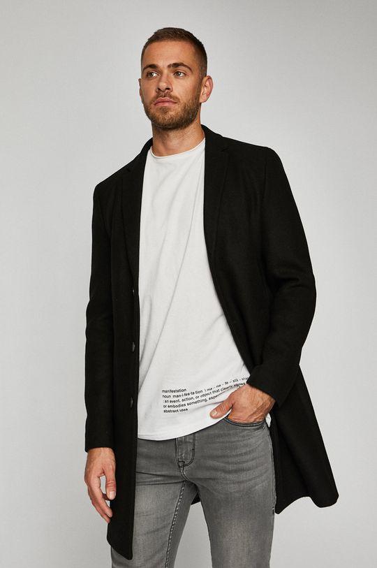 černá Premium by Jack&Jones - Kabát
