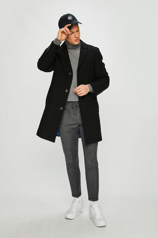 Pierre Cardin - Kabát černá