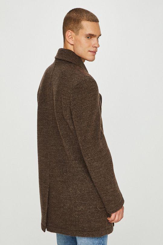 hnědá Pierre Cardin - Kabát