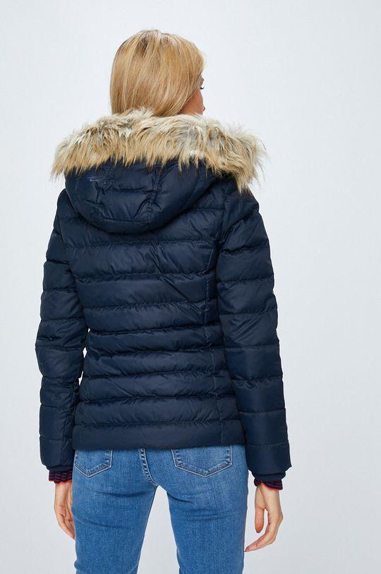 Tommy Jeans - Пухено яке  Подплата: 100% Полиестер Пълнеж: 30% Пера, 70% Пух Основен материал: 100% Полиестер