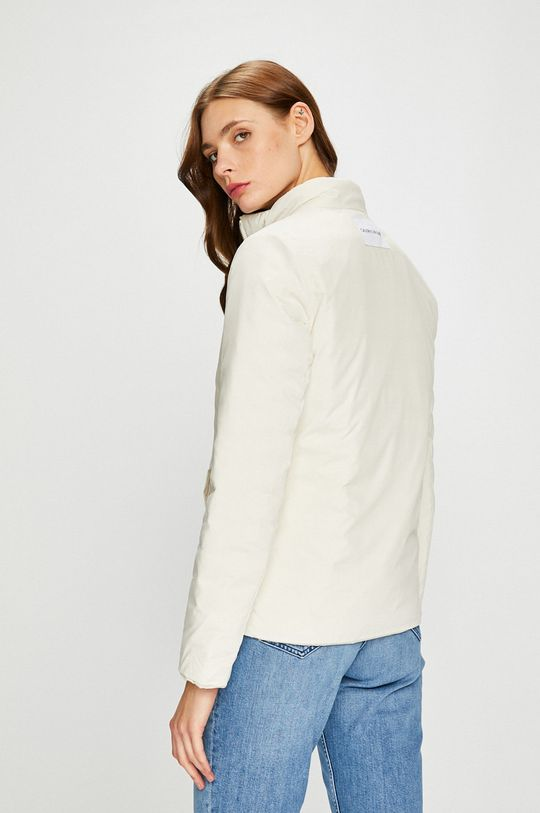Calvin Klein Jeans - Пухено яке с две лица Жіночий