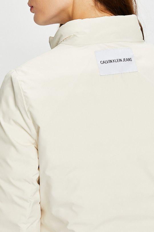 Calvin Klein Jeans - Пухено яке с две лица