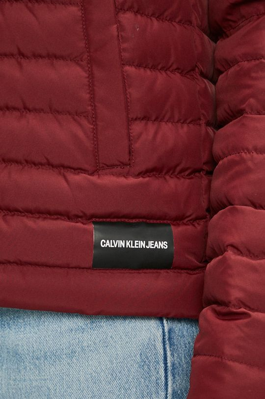 Calvin Klein Jeans - Bunda oboustranná péřová