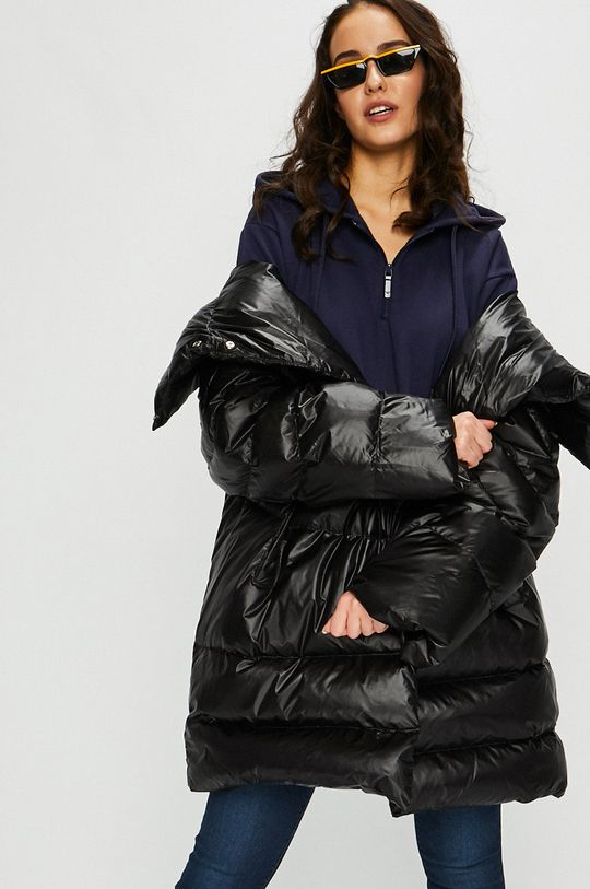černá Diesel - Péřová bunda
