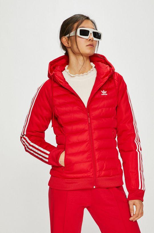 червен adidas Originals - Яке Жіночий