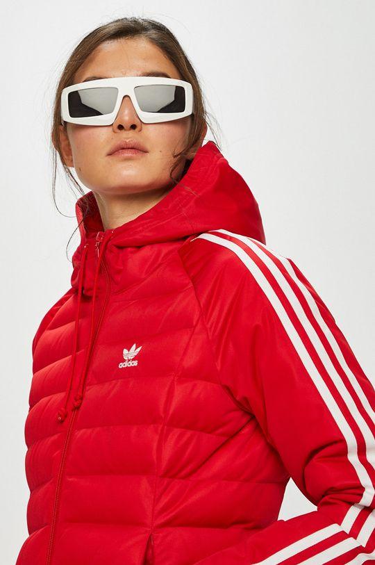червен adidas Originals - Яке