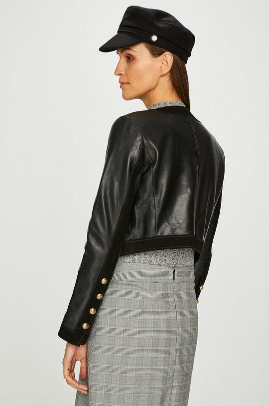 Pinko - Kožená bunda  Podšívka: 100% Polyester Hlavní materiál: 100% Přírodní kůže