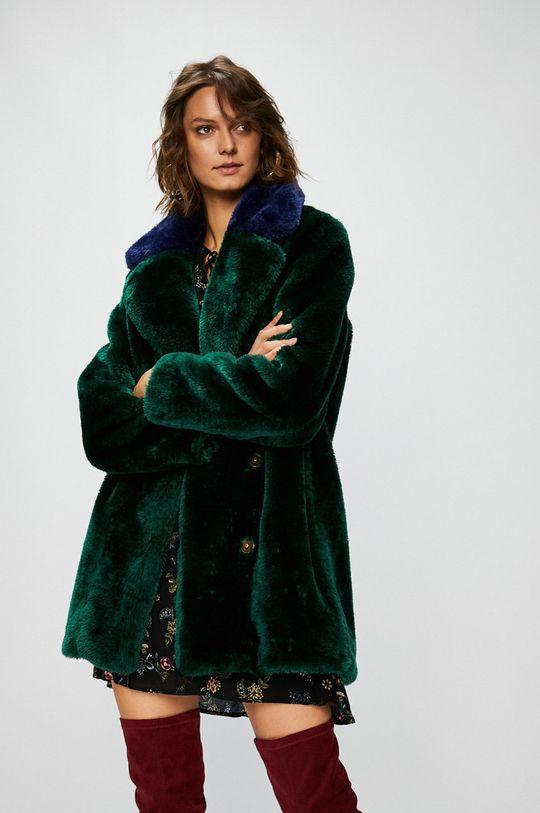 zelená Pinko - Kabát Dámský